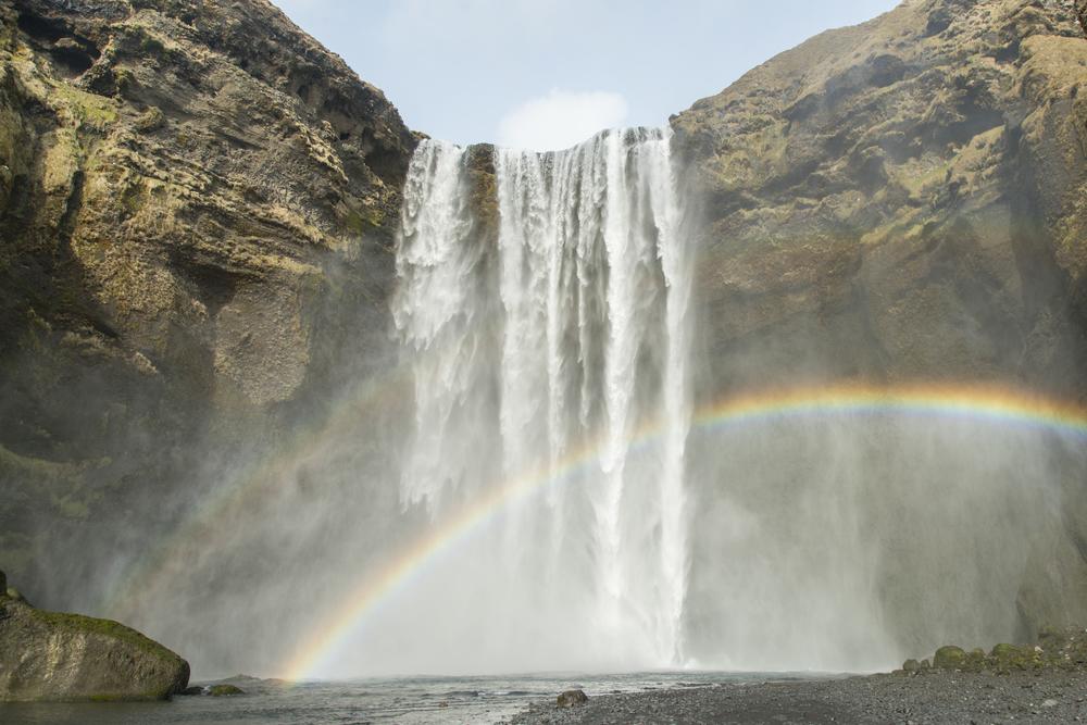 Skógafoss Rainbow.jpg