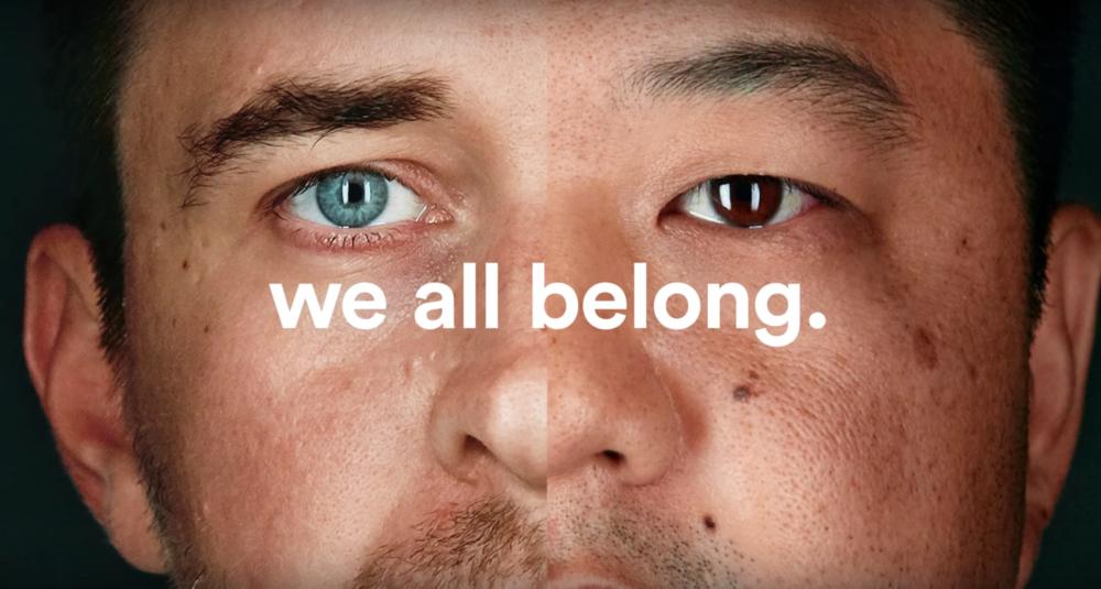 Airbnb #weaccept Super Bowl Ad