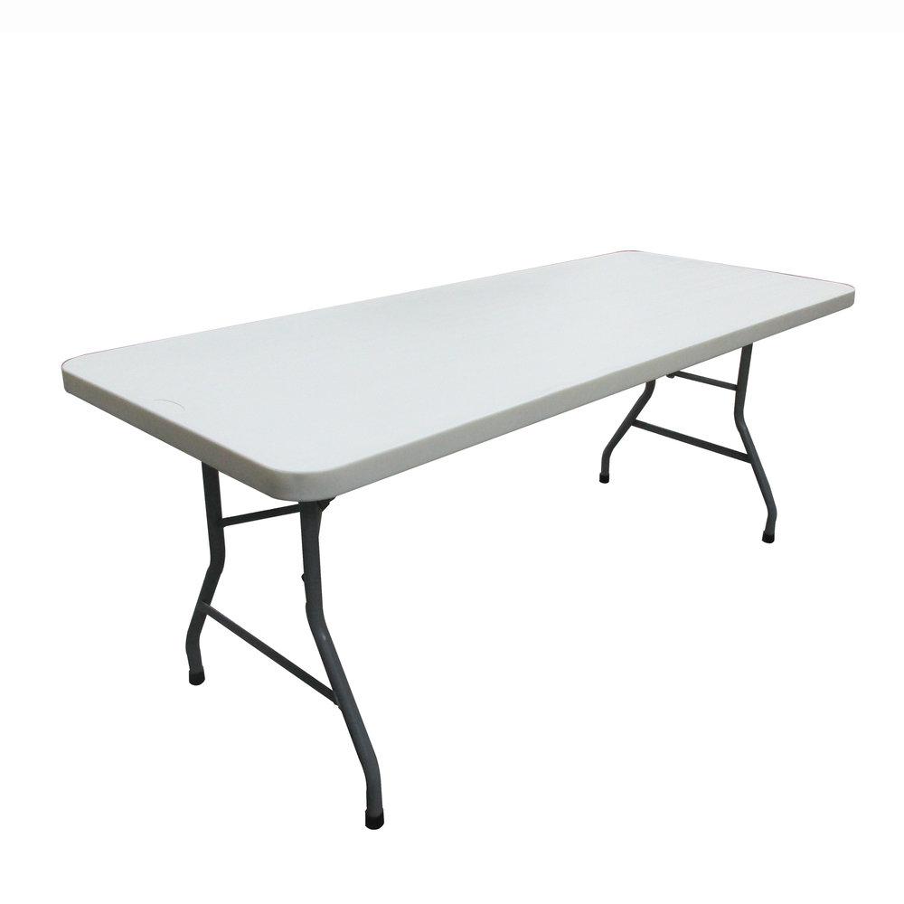 White Plastic Table (2)
