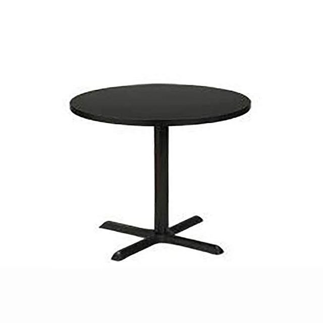 "Cafe: TC502 Model Number - Color: - TC502 - Black - TC503 - Black  Measurement: 30""R 29""H 36""R 29""H  #MetroOfficeFurnitureRental #rooftopbar #rooftop #cafe #table #wood #cafetable #black #furniture #rental #rent #nyc #party #event #office #style #round #classic #chique #quality #specialevents #available"