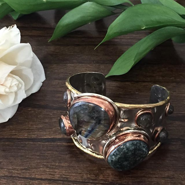 Discover your future go to statement piece  #designer #inspired #cuff #fashion #bracelet #style #green #fairtrade #ecofriendly #ecofriendlyfashion #ecofriendlyjewelry #jewelry #picoftheday