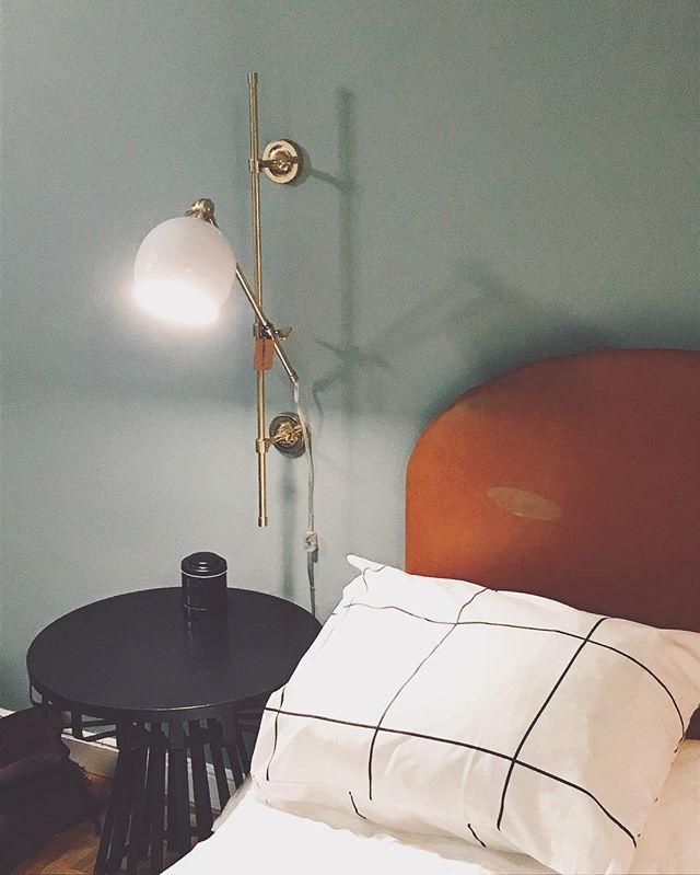 In working mode . . . . #homedecor #bedside #lighting #bedroomdecor #interiordesign #furnituredesign #bedroom #bedding #wip #nyc