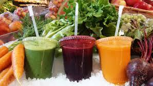 The Benefits of Juice and Smoothies