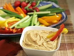 Heart-Healthy Hummus