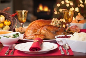 Tips for a Healthier Thanksgiving Tradition