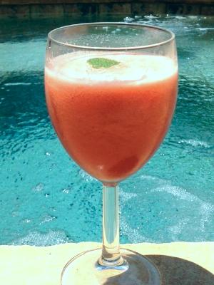 Watermelon Refresher — Tsirona