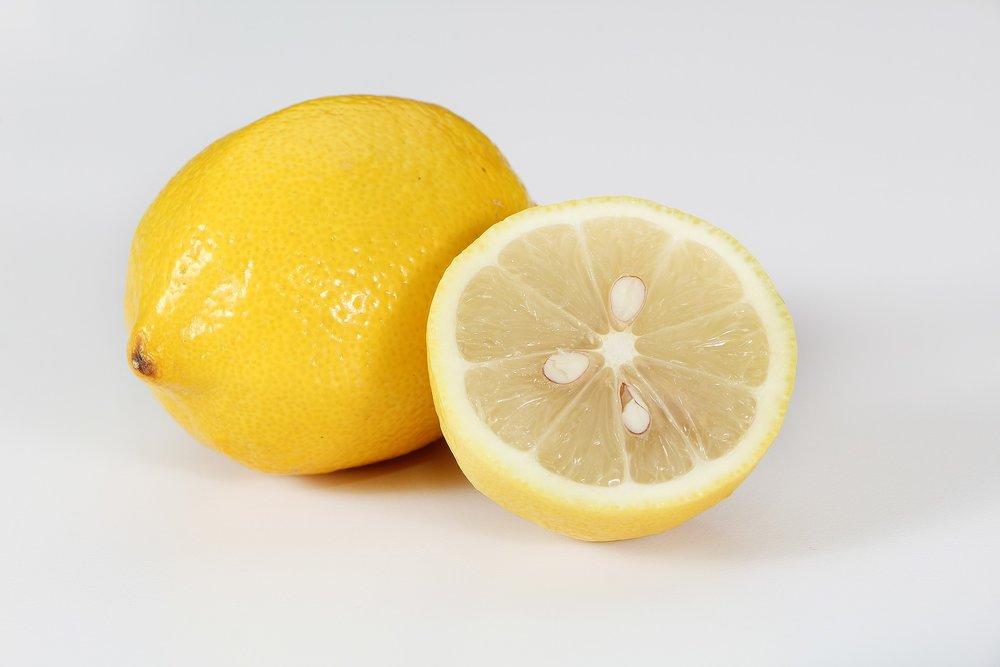 Lemon Power Bites