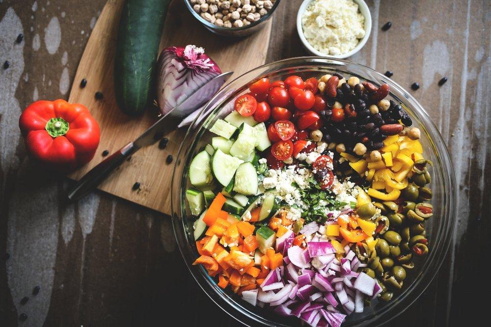 Mediterranean Diet 101