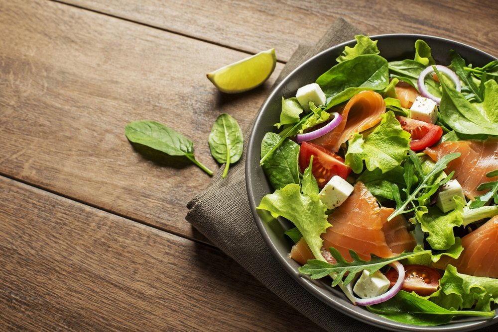 Not Your Typical Salmon Salad