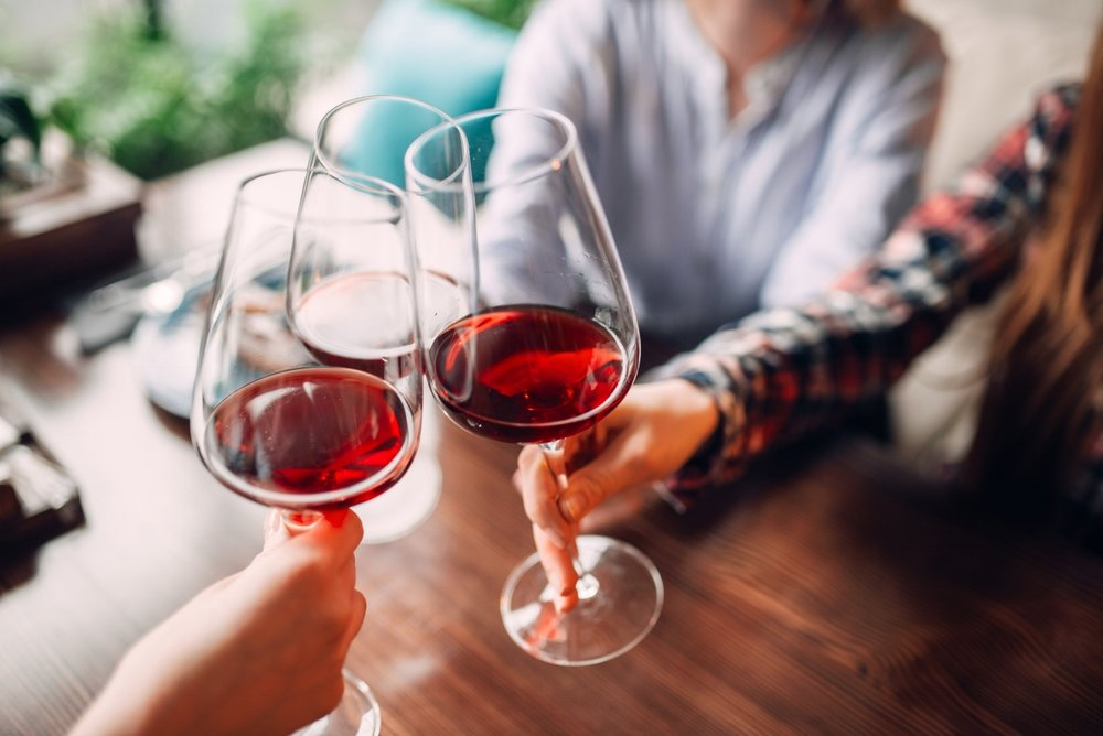 Red Wine: Healthy of Health Hype