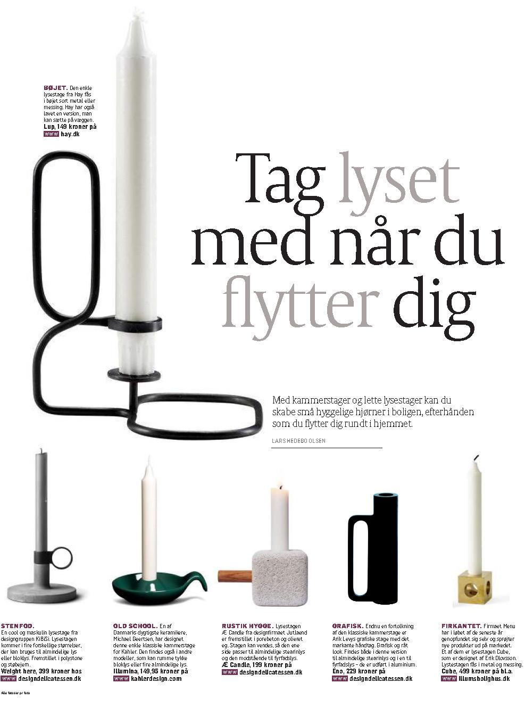Politiken SPIS&BoSøndag d. 27.9.15