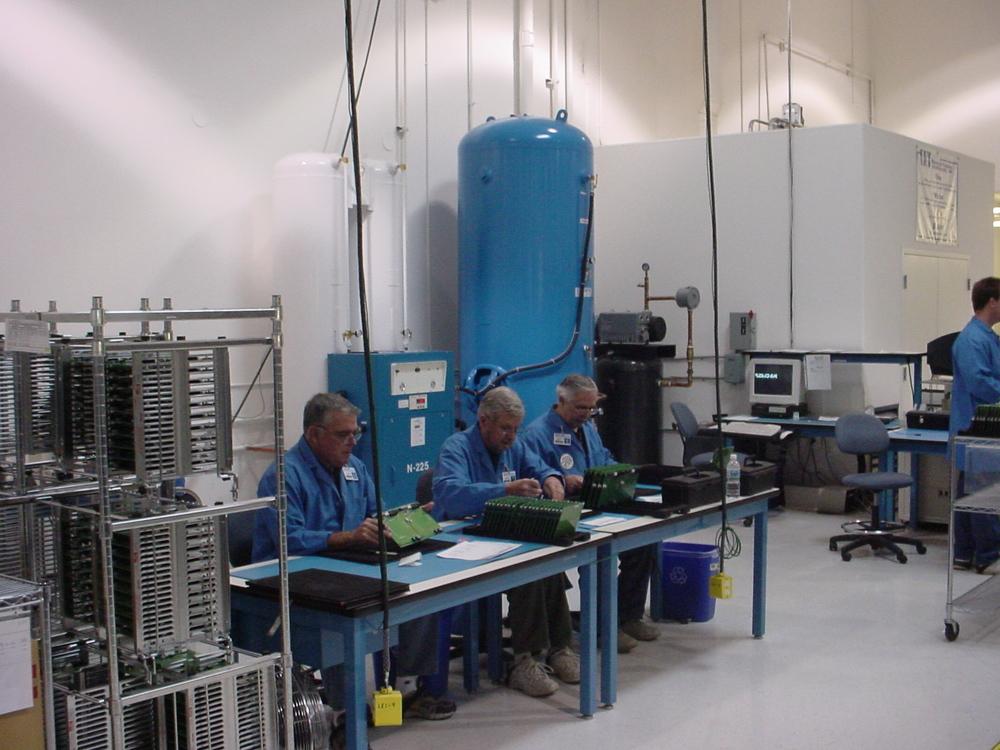 Nitrogen Gas Generator for Electronics Manufacturing