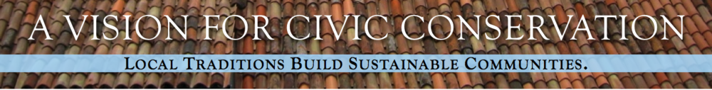 A Vision for Civic Conservation