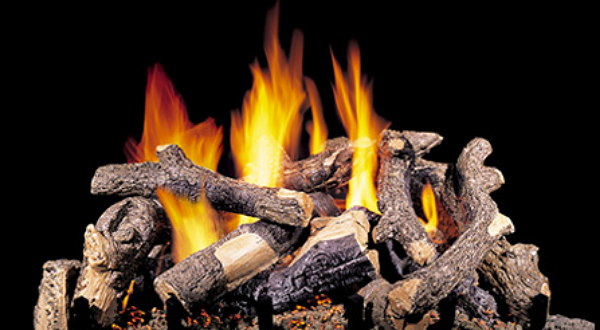 "Charred Oak Stacks   Available in 16"", 18"", 24"" and 30"" sizes"