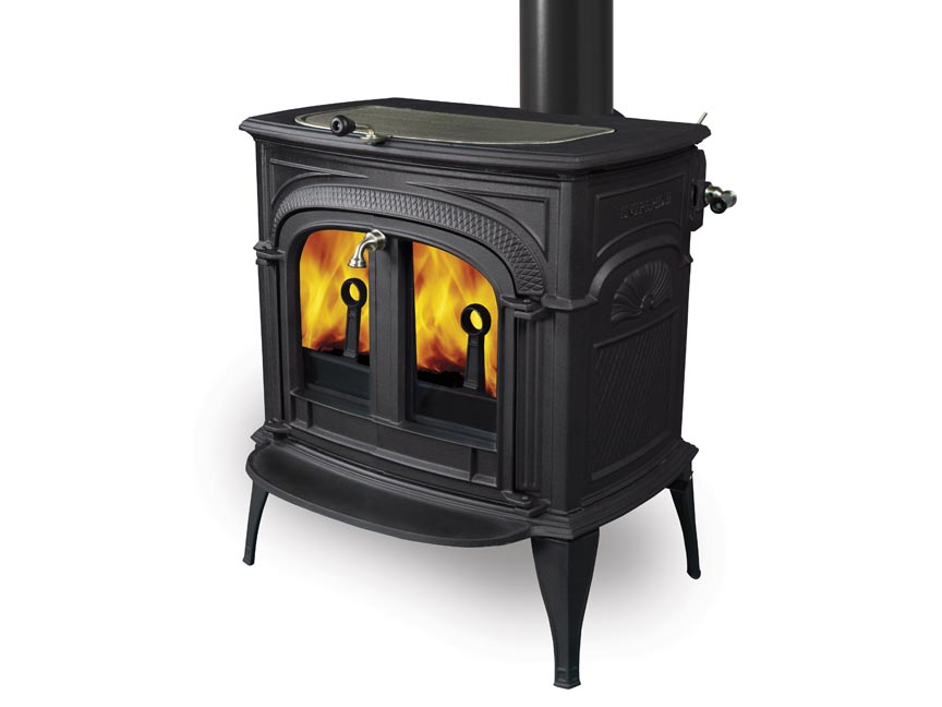 Intrepid II Wood Stove by Vermont Castings