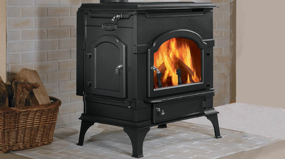 Dutchwest Wood Stove by Monessen