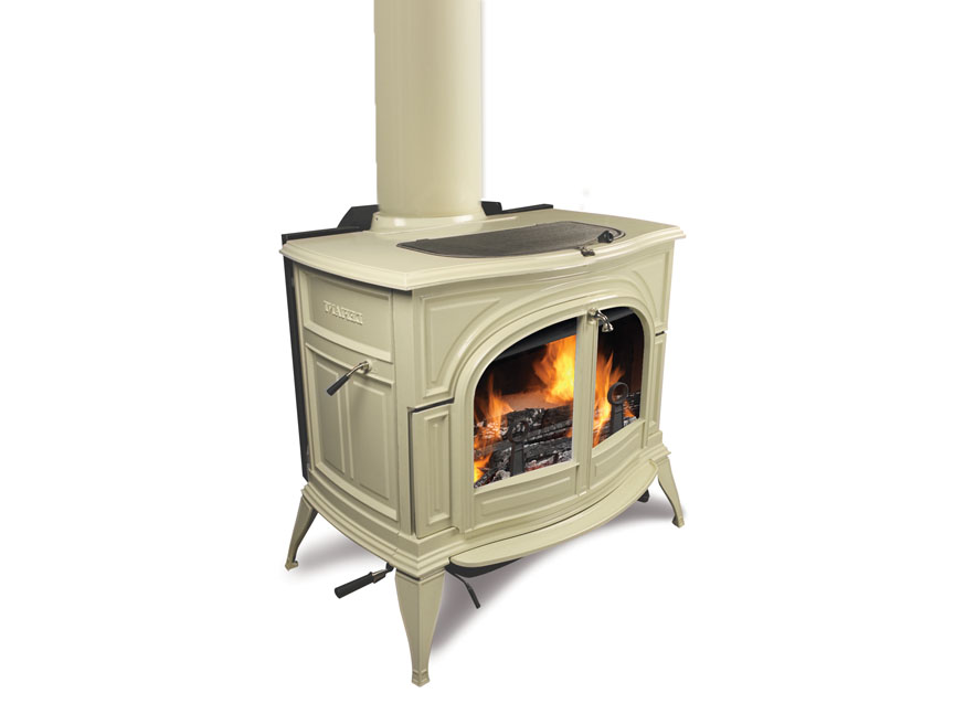 Defiant FlexBurn Wood Stove by Vermont Castings