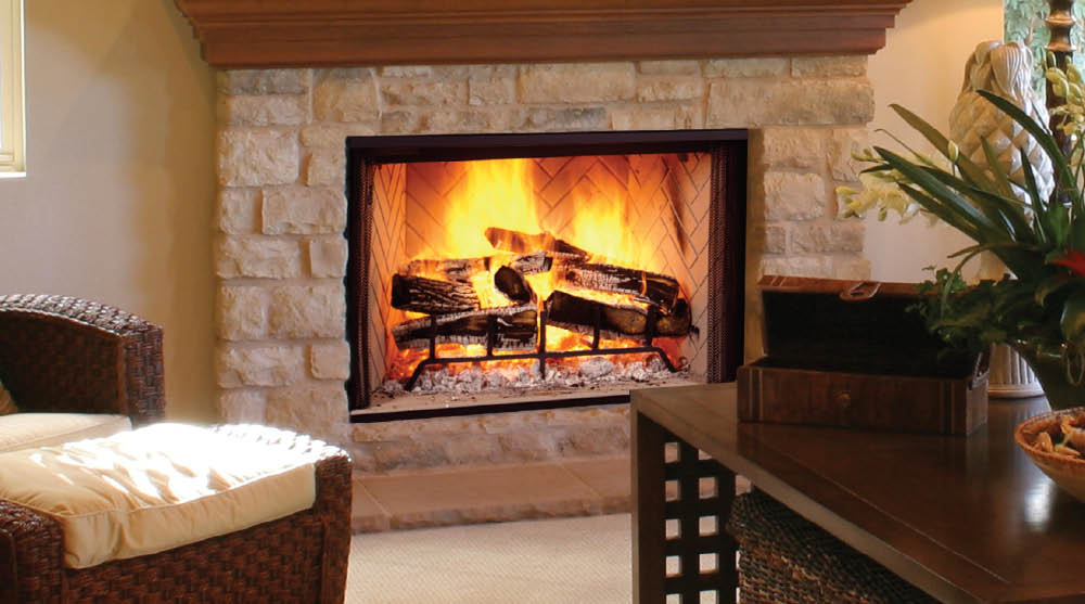 Biltmore Wood Burning Firebox by Monessen