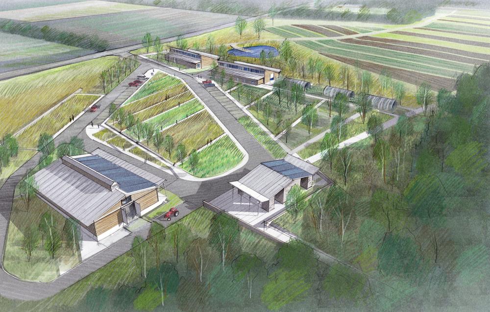 LENAWEE SCHOOLS — O'Shea Wilson Siteworks
