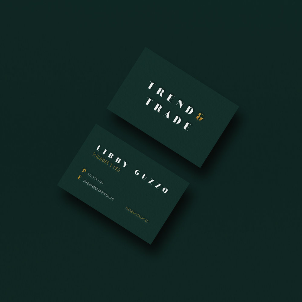 trend&trade / branding and packaging