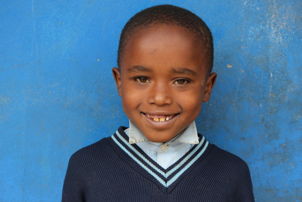 Tumaini (translation: Hope), Male, 2nd grade