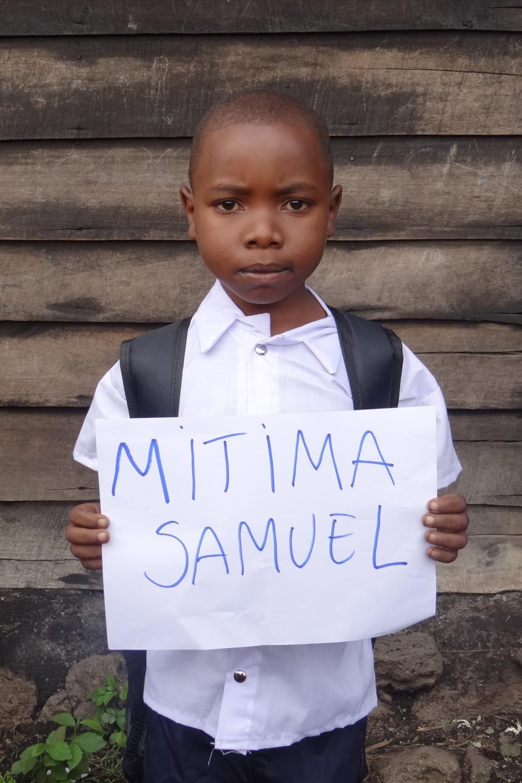 Mitima, Male, 3rd grade