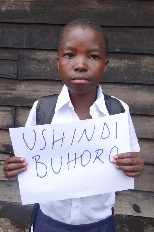 Ushindi, Female, 3rd grade