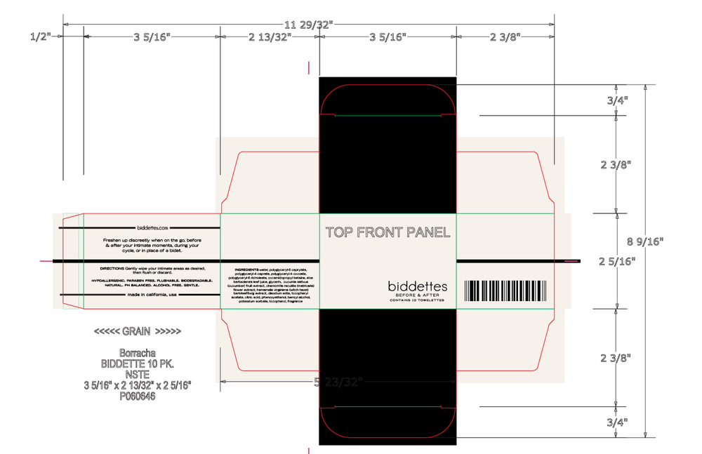 10-Pack Biddettes Box
