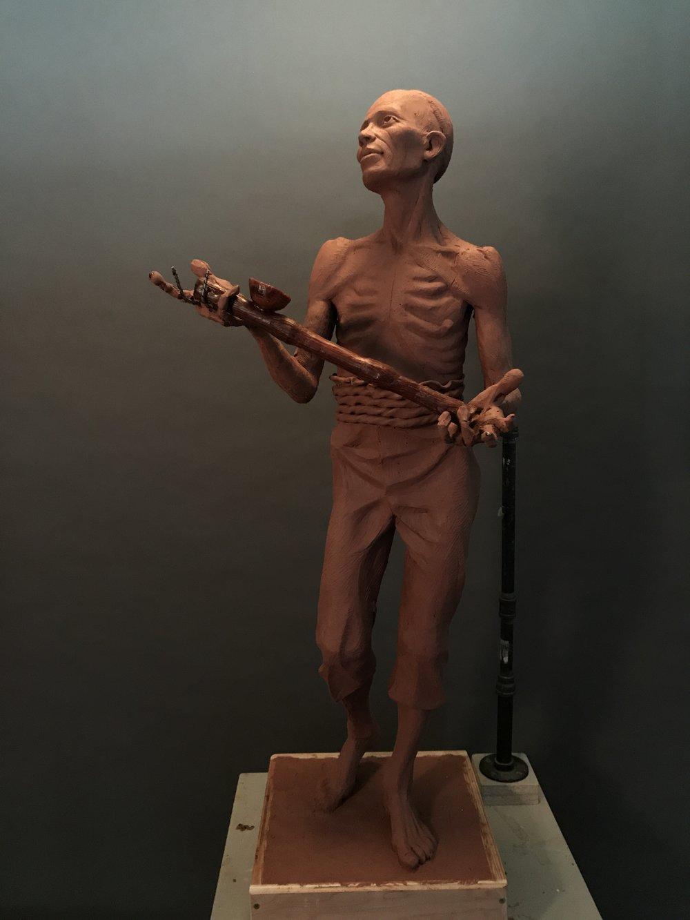 New Statue atSt. Anne's Shrine -