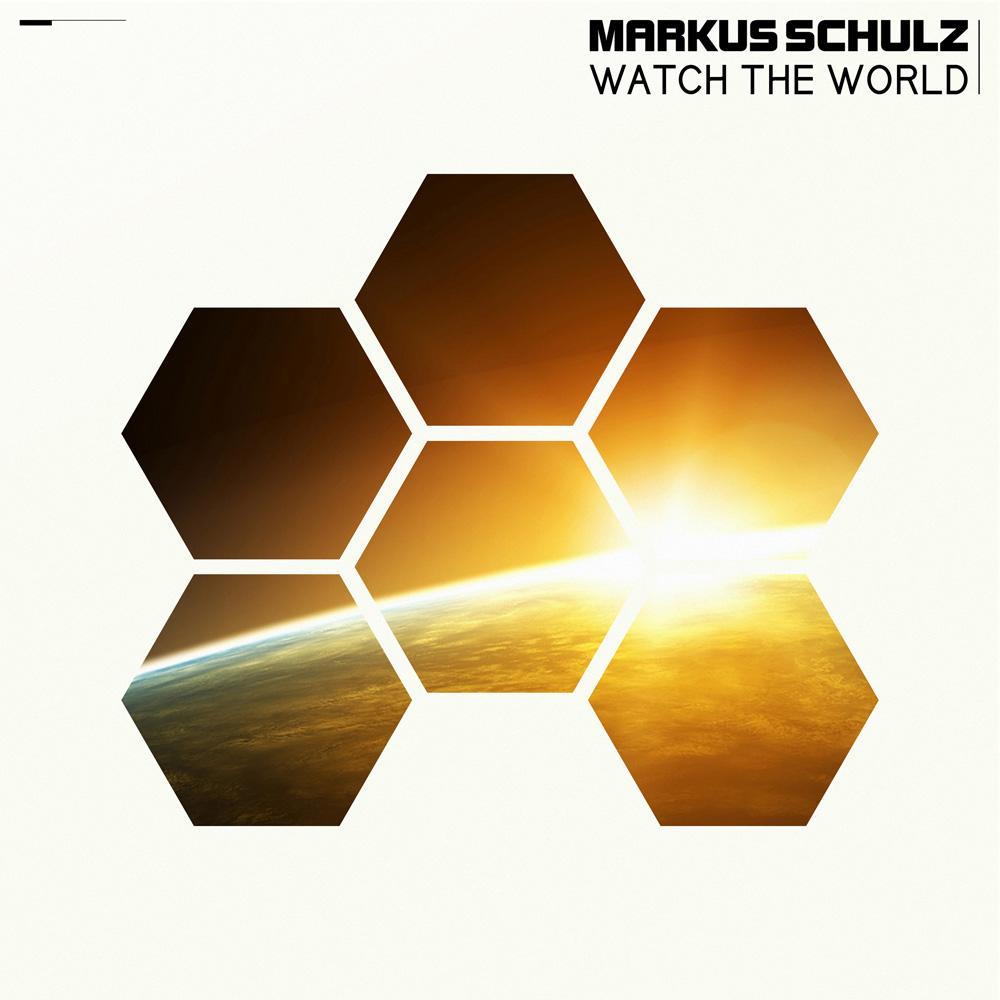 Markus Schulz, Watch The World Album Art