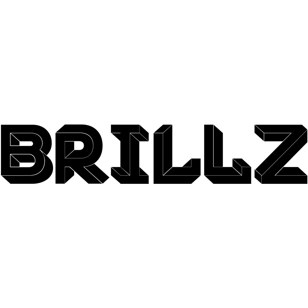Brillz, Logo