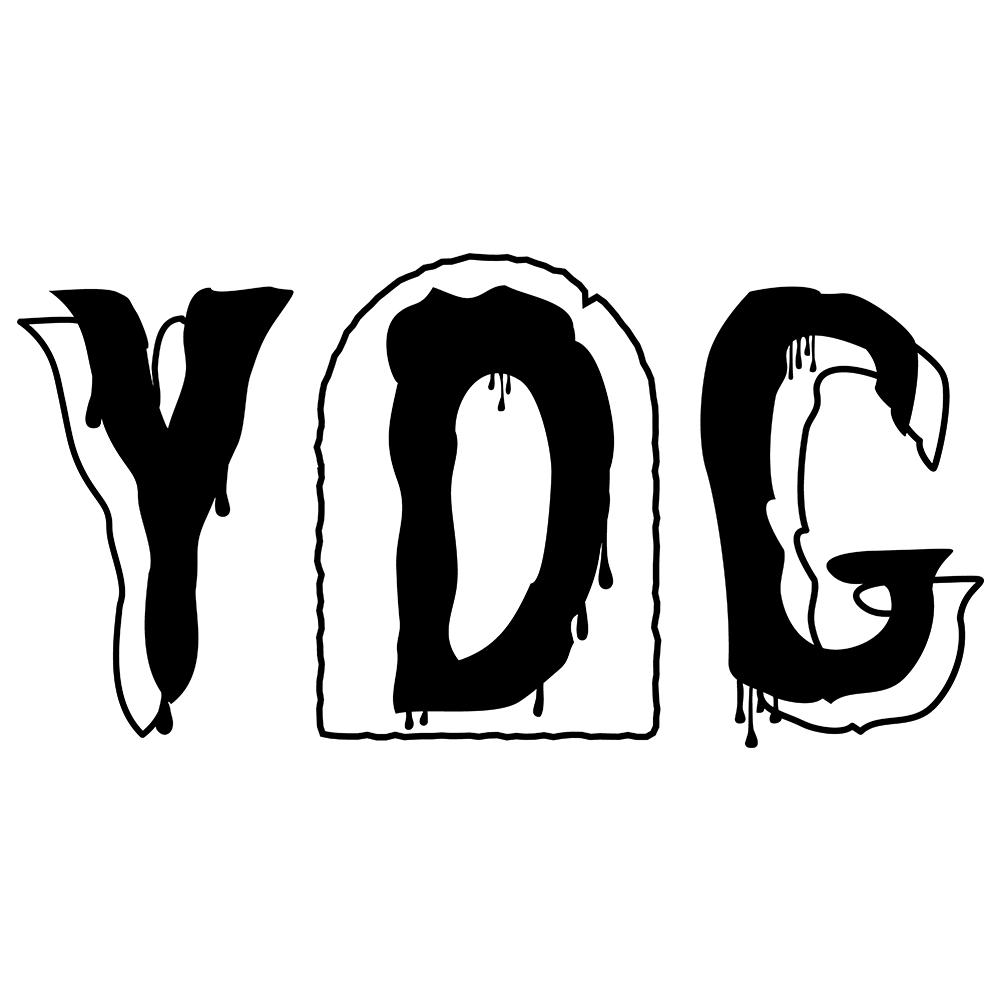 YDG Logo Black, Blood wh.png