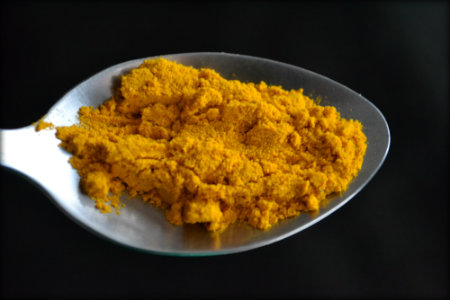 Turmeric's active ingredient curcumin is thought to provide antioxidant  and anti inflammatory benefits.