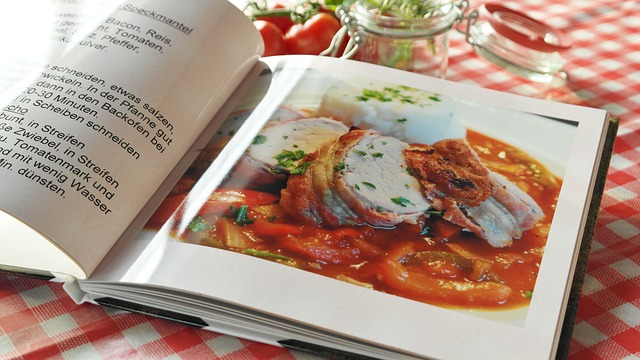 Join A Cookbook Club -