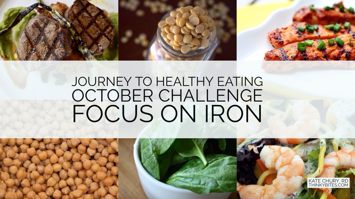 Journey To Healthy Eating Challenge 2017: October Edition