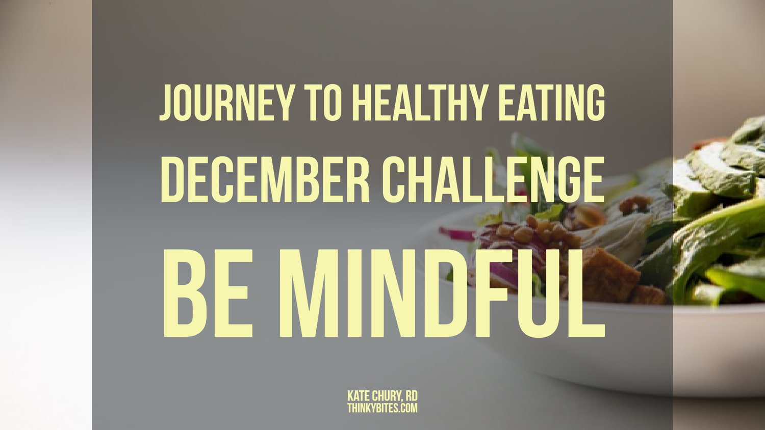 Journey To Healthy Eating 2017: December Edition