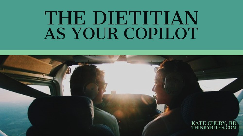 The Dietitian As Your Copilot