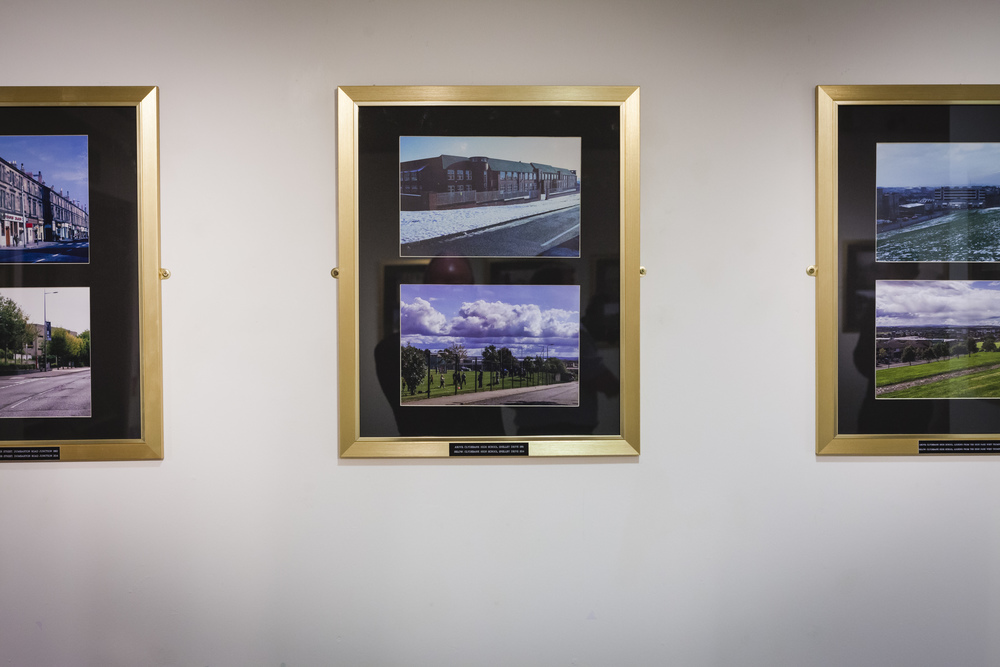 A selection of images from the exhibition