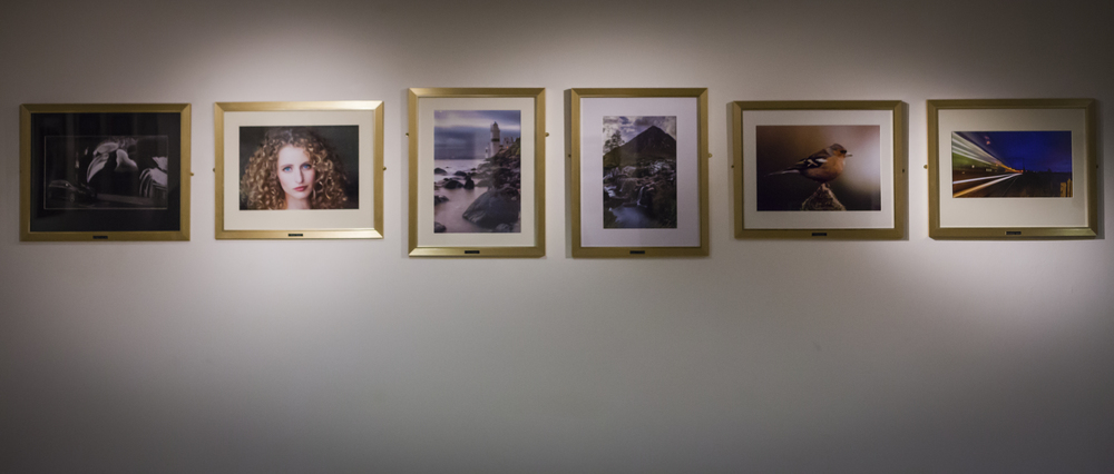 A selection of more modern images from the club