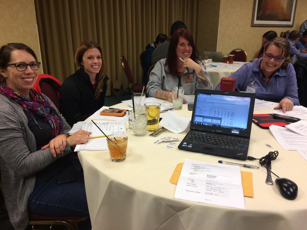 2017 ASPE Bid Simulation Joint Meeting