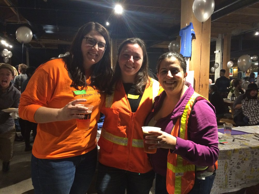 2017 GIRLS BUILD Give Guide Kickoff Party