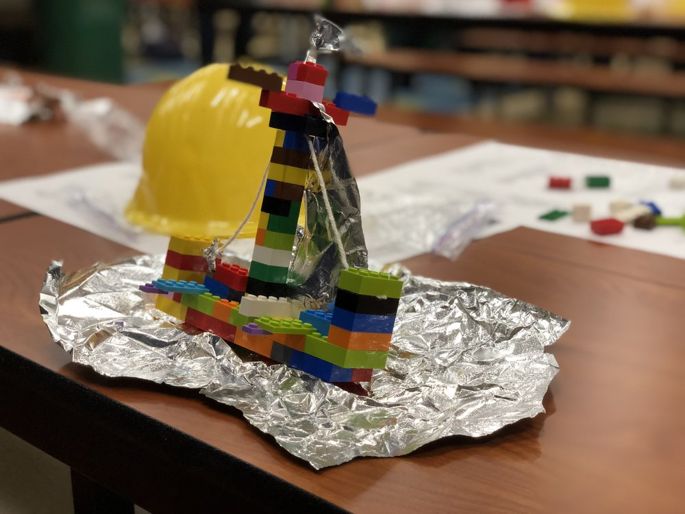 3rd Place - Construction Ship
