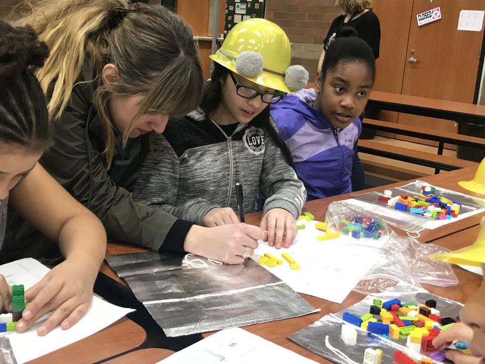2018 BLOCK KIDS - Crestline Elementary School