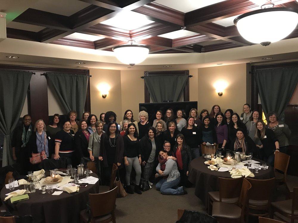 2018 March Meeting - WIC Week Finale