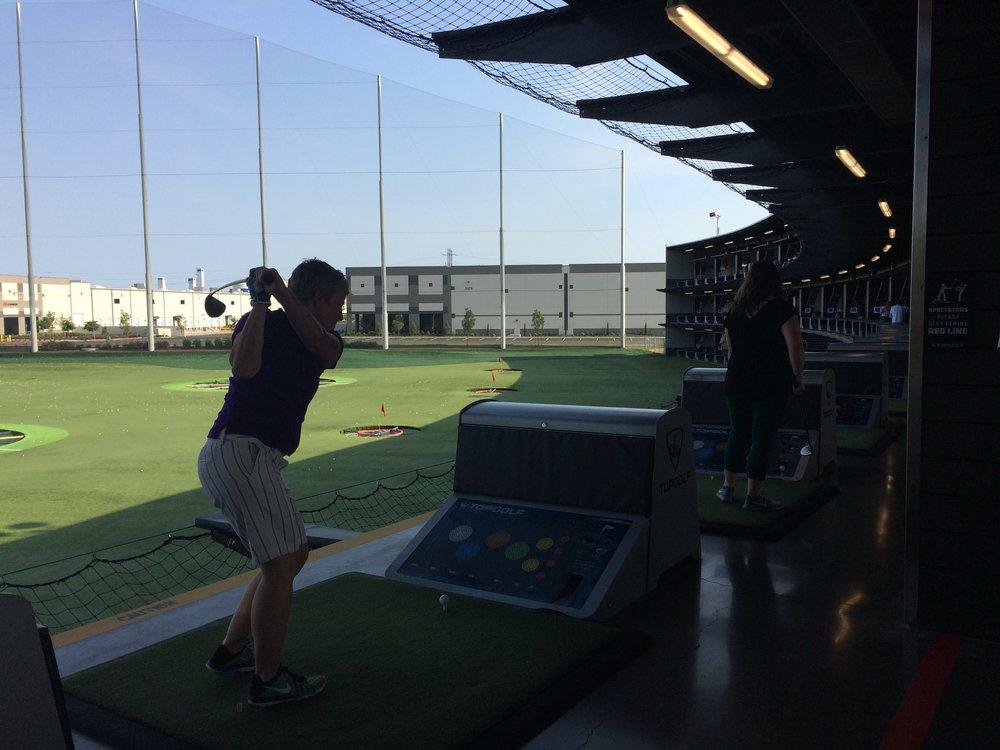 2018 Q8 Social @ Top Golf