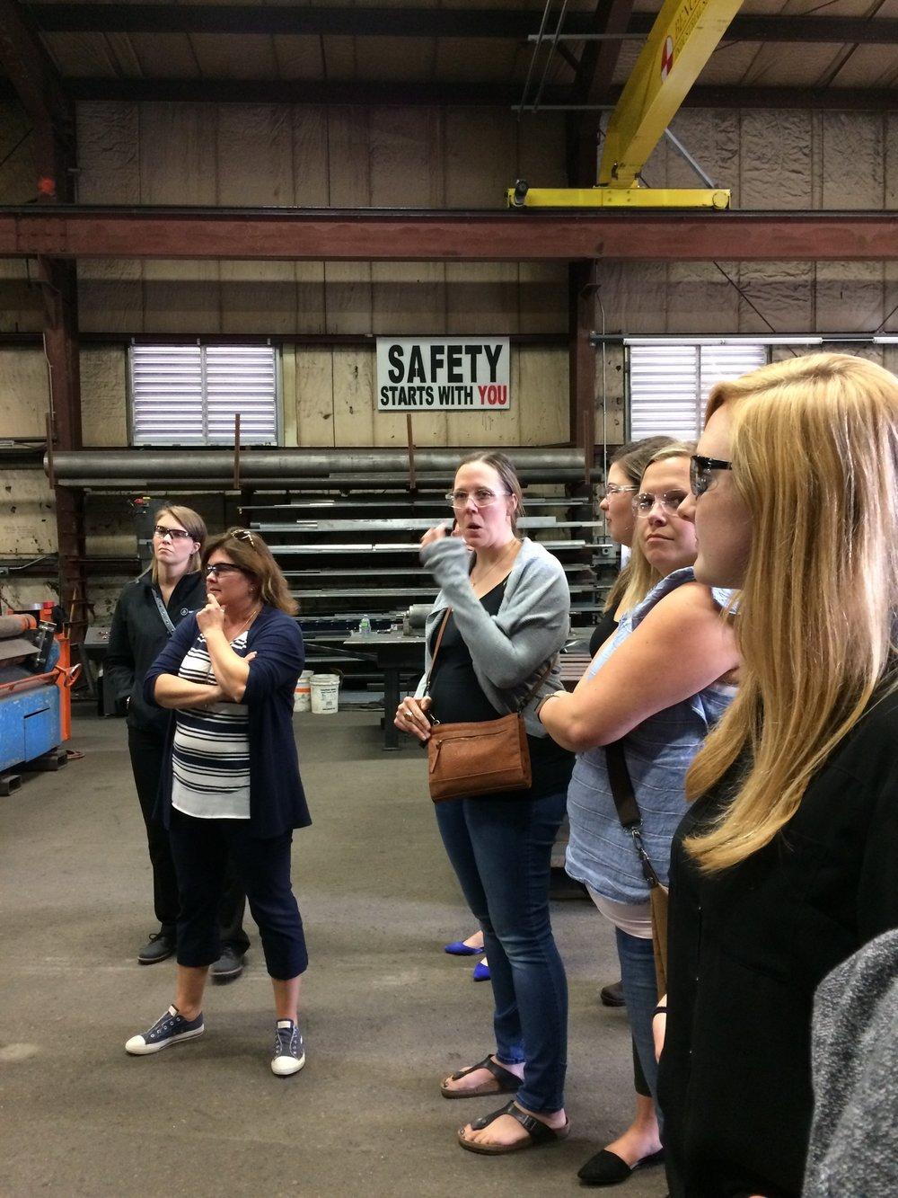 2018 June Meeting @ Streimer Sheet Metal Works, Inc.