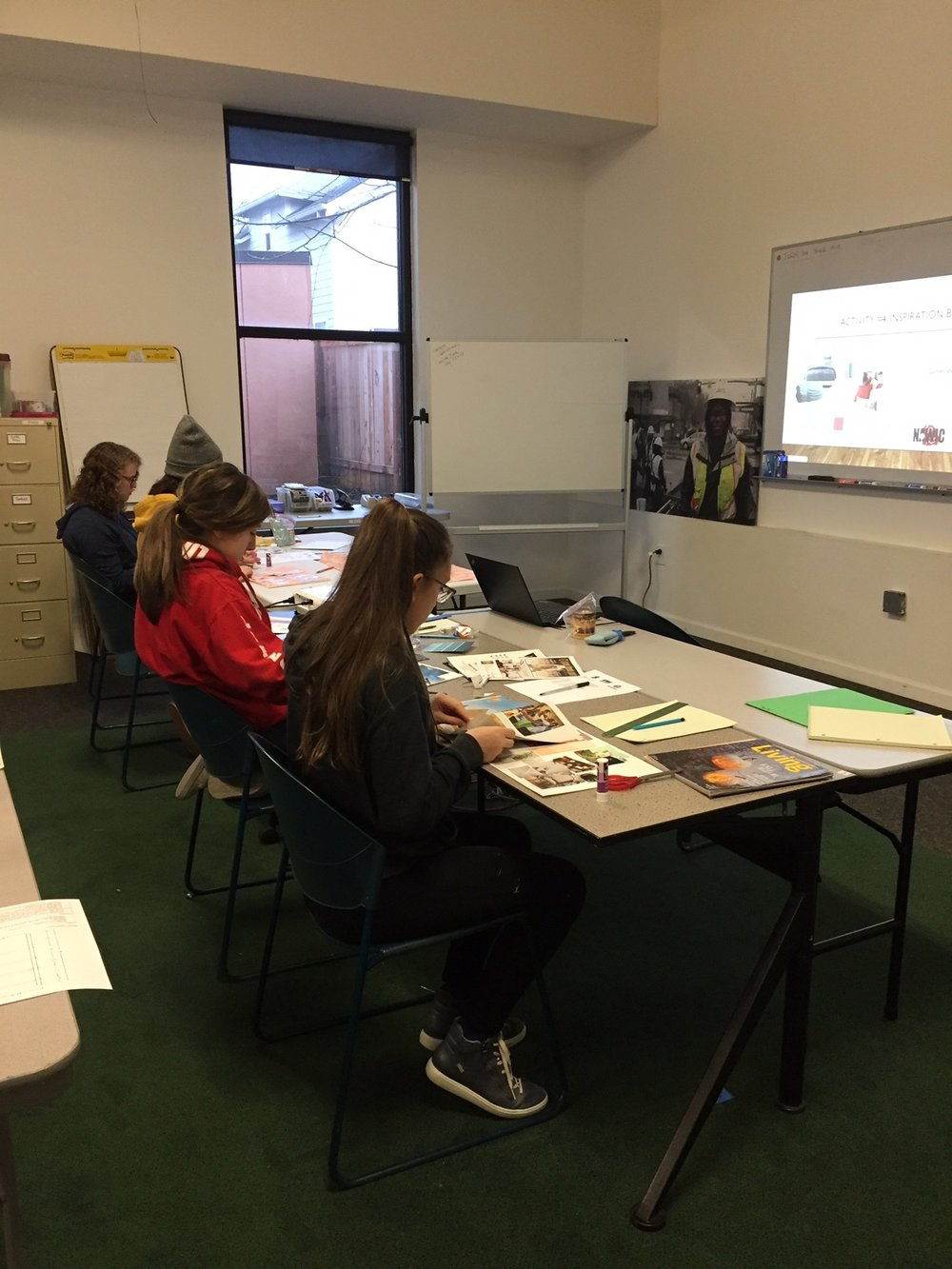 2019 Girl Scouts Building