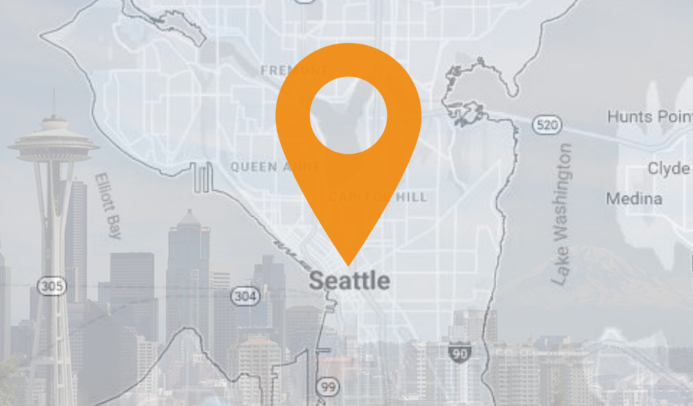 seattle map