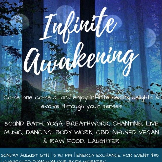 Sunday August 6th #yogisofinstagram #meditationretreat #cbdinfused #calmness #stillness #breathe #breathwork #healing -#wellness #massagetherapy