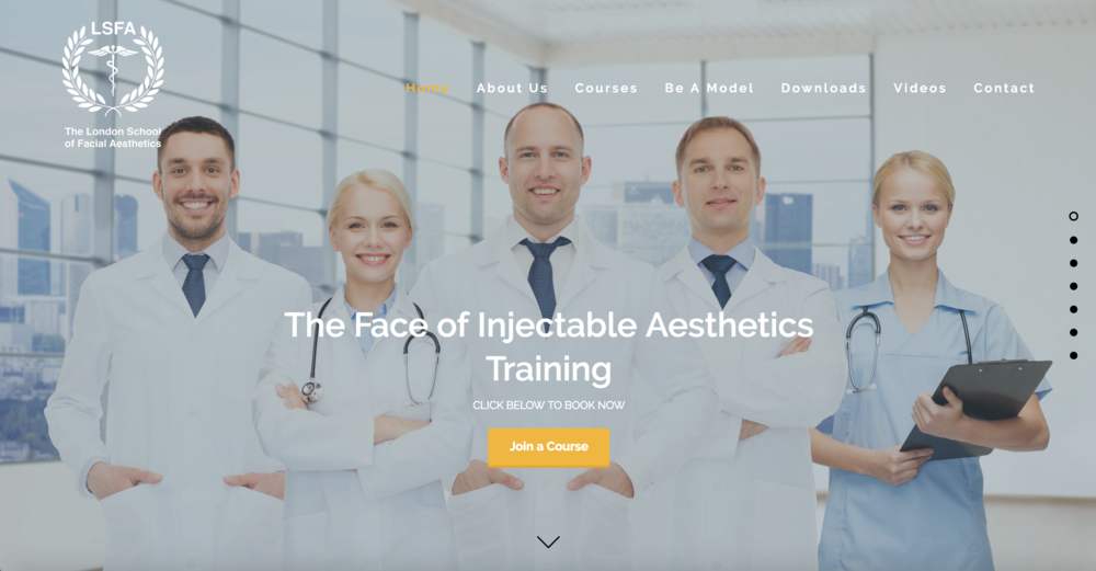 The London School of Facial Aesthetics